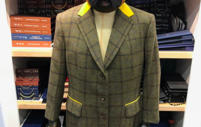 The covert coat