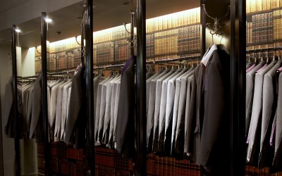 WARNING: Chris Kerr's new made-to-measure service could prove highly addictive.