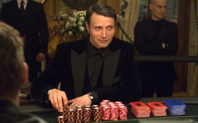 Bond villains & their suits