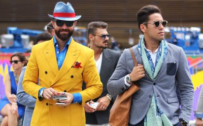 What to wear for Henley